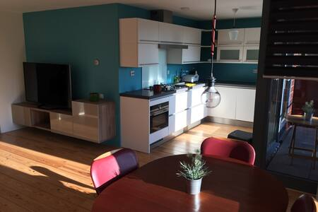 Two bedroom apartment next to Westerpark - Amsterdam - Pis