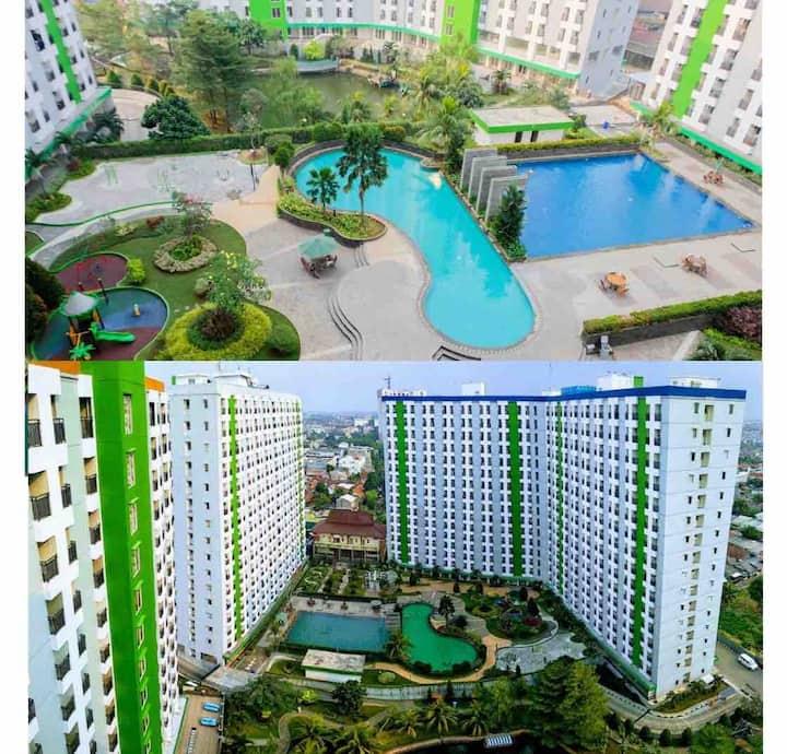 Green Lake View Apartment
