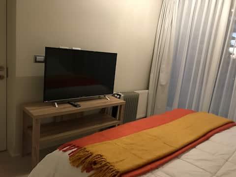 Dpto 1 dormitorio vista al mar Viña