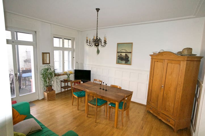 Beautiful room in central Basel - Basel - Talo
