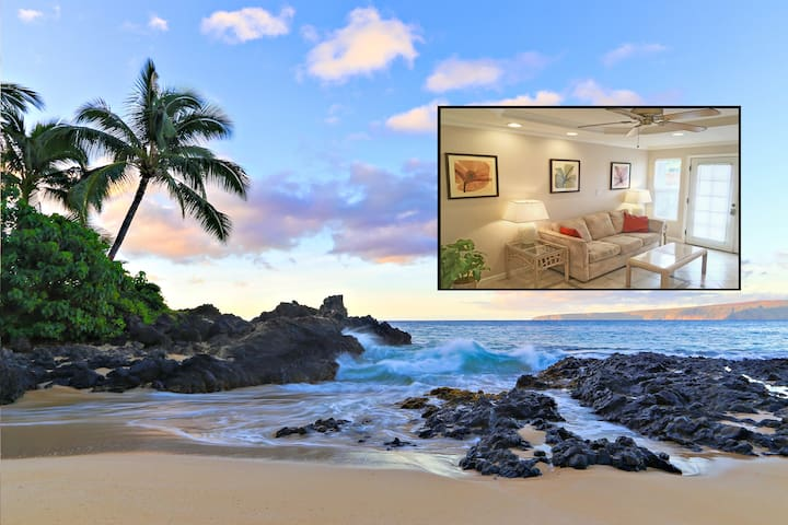 Steps to Charley Young Beach Apt #3 - Kihei - Apartamento