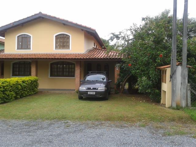 Casa de Campo para descanso em Araçoiaba da serra. - Araçoiaba da Serra - Apto. en complejo residencial