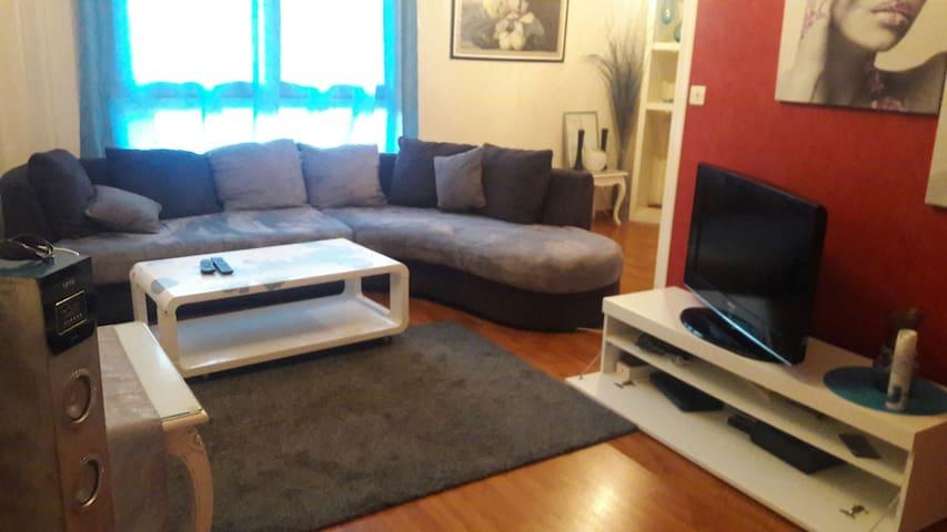 Appartement familial / amis / seul - Nantes - Wohnung