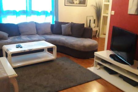 Appartement familial / amis / seul - Nantes - Apartament