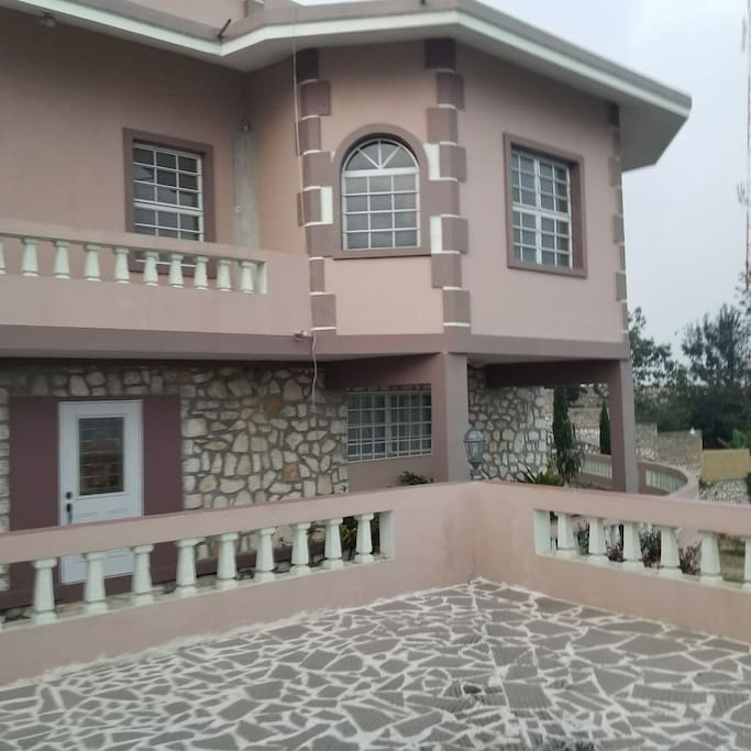 Portion of the House