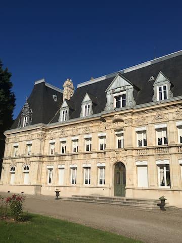 Nuit au château - Paluel - Castle