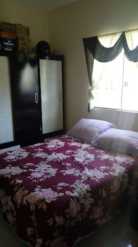 quarto p/ 2 pessoas - Florianópolis - Apartamento
