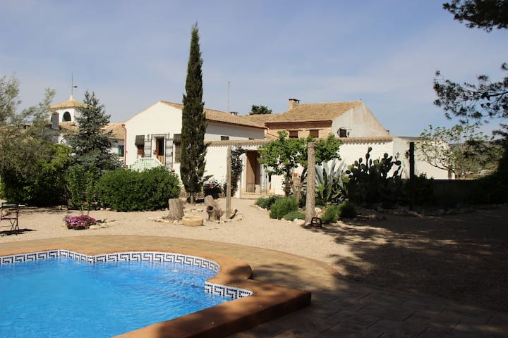 Casa Rural Casa del Riu, Turismo Interior Alicante