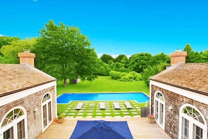 Exquisite Charming East Hampton Abode - East Hampton - Villa