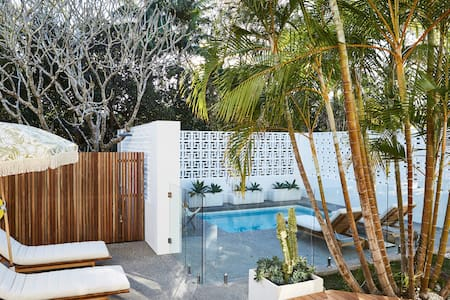 The SAND Suite Studio Luxury in Great Location - Byron Bay