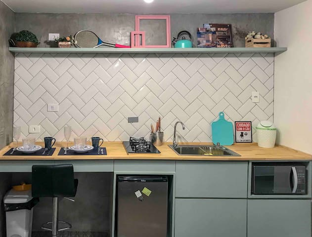 Apartamento Térreo Aconchegante Pet Friendly Moema