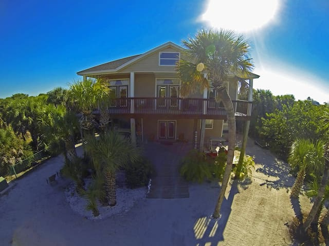 The Rock Star Beach House 2BR/2BA Sleeps up to 6 - Captiva - House