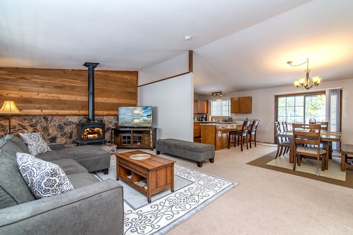 Wooded Seclusion in Truckee
