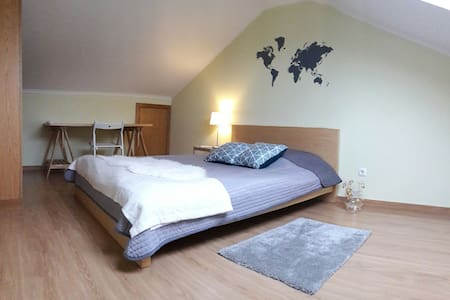 Room in Algés with private bathroom - Algés - อพาร์ทเมนท์