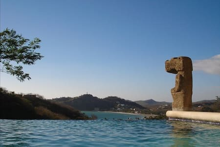 Casa Colina- Infinity Pool, VIEWS, Walk to Town - San Juan del Sur - Hus