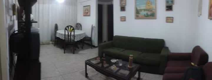 Apartamento en Quinta Crespo