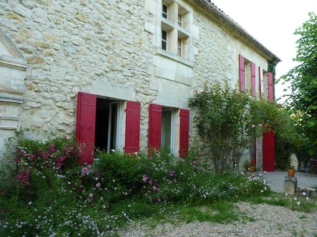 Le Studio de Ma Bohème - Civrac-de-Blaye - Pensione