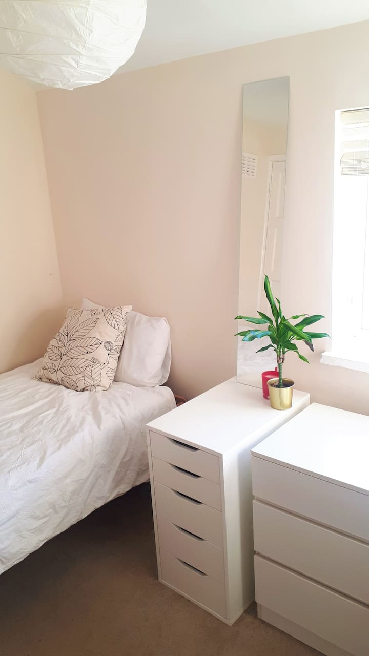 NEWLY REFURBISHED two 1 BEDROOMS