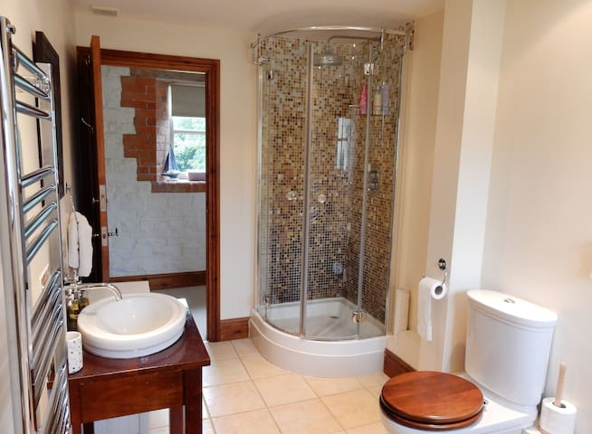 Stylish suite in peaceful part of Somerset. - South Barrow - Bed & Breakfast