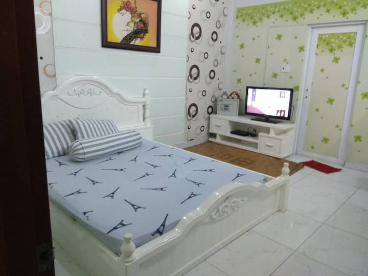 Comfortable & clean room