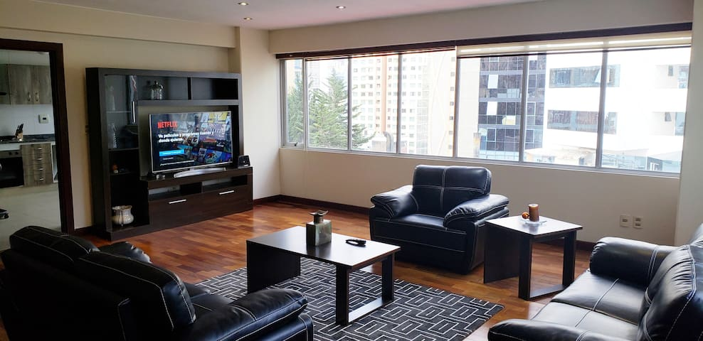 New apartment, comfortable with the best location