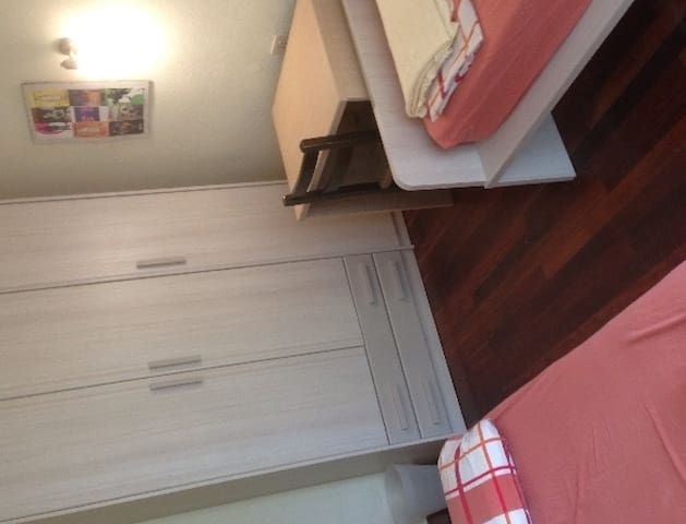Twin room. 2 camas. Concha beach