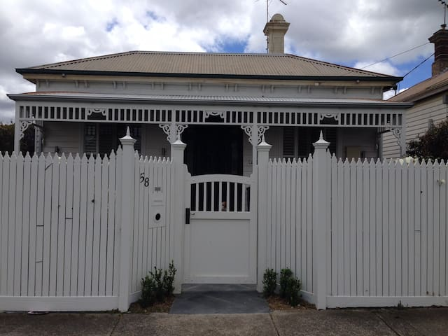 The Bungalow on Gertrude - Geelong West - Ev