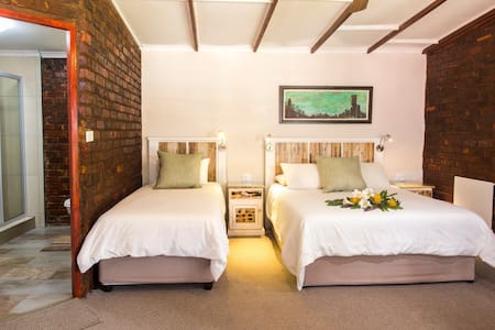 Triple Room at Storms River Guest Lodge