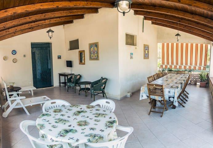 Beach house - Contrada Cipollazzo - House
