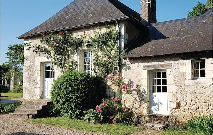 Holiday cottage with 2 bedrooms on 76m² in Breil