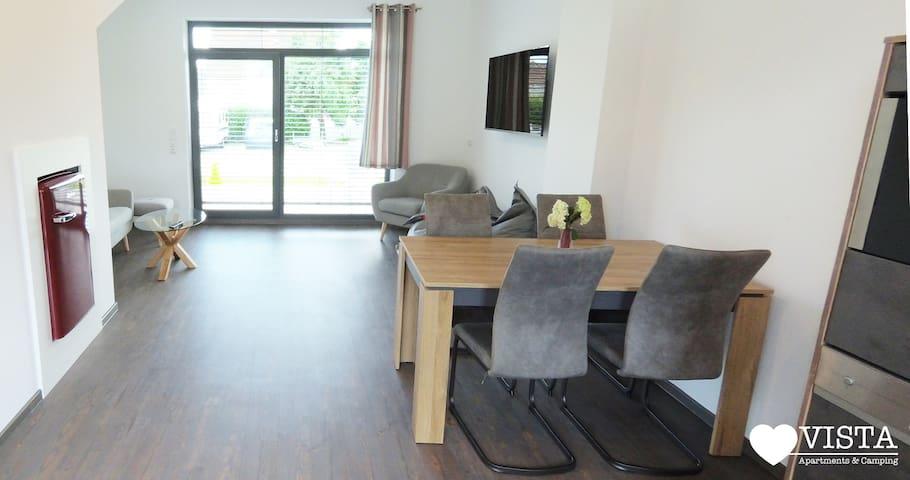 Neues, komfortables Apartment 42qm nahe Legoland