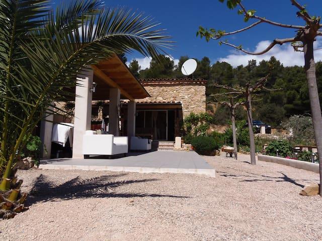 Vakantiehuis Mora D'ebre, Tarragona - Móra d'Ebre - Hus