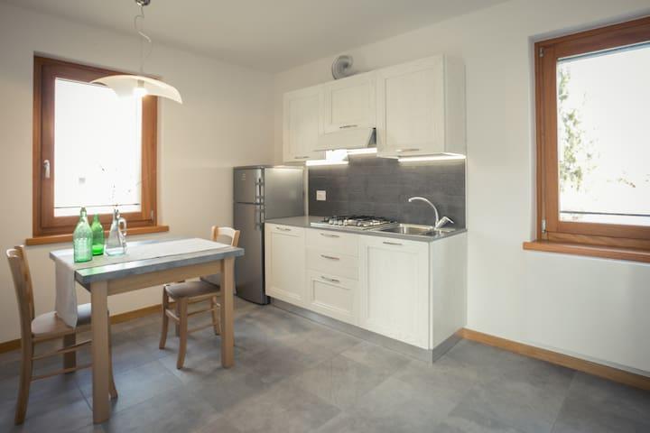Agriturismo Mestroni appartamento con terrazzo