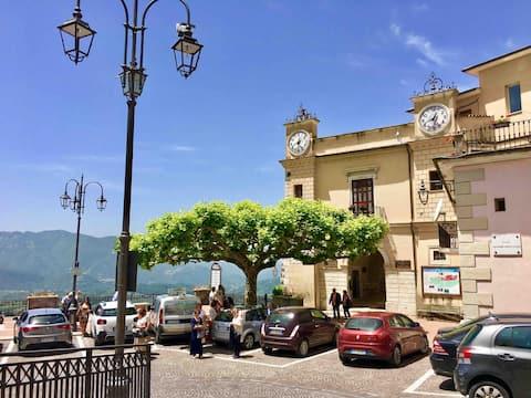 Maison de Loreta ~ Picinisco, Lazio & Abruzzo Park