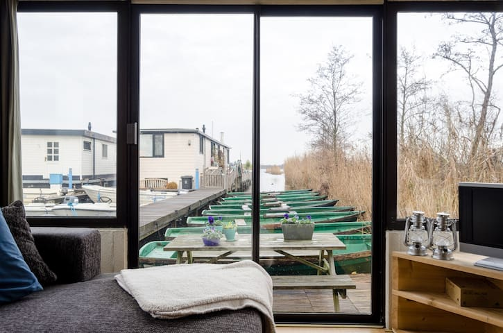 Houseboat - Loosdrecht