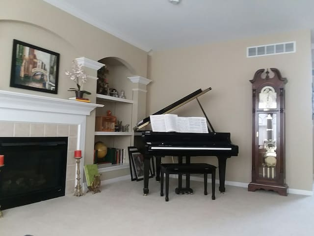Great room,  #1 Available for long term rental