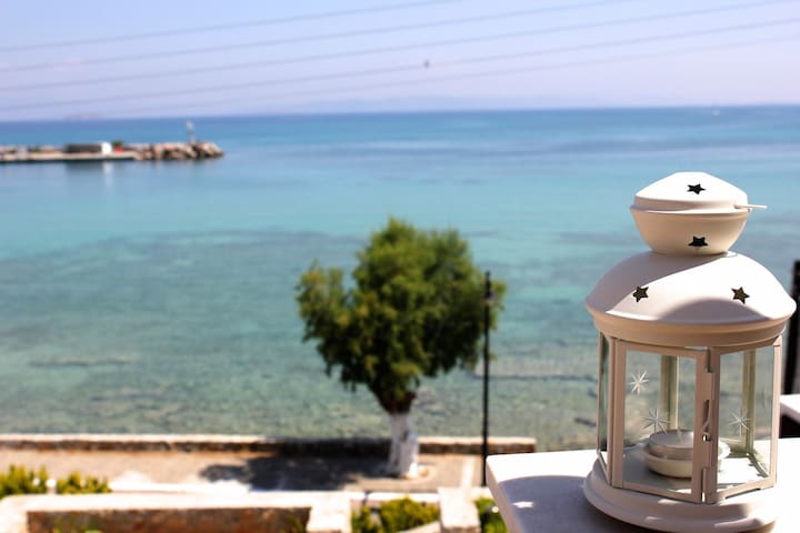 Agistri Island - beautiful ocean front apartment