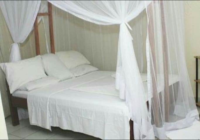 Cozy rooms with pool- Diani beach