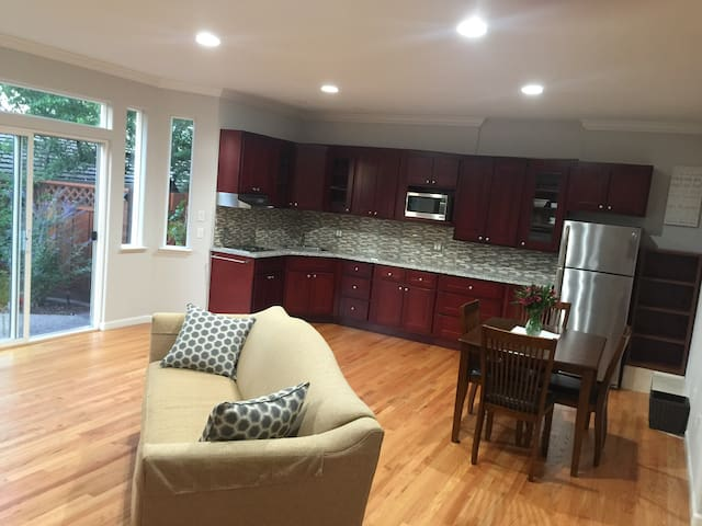 New, Cozy, and Private Guest House