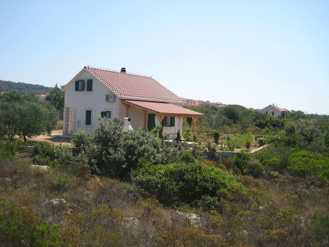Vila Marija family-friendly house