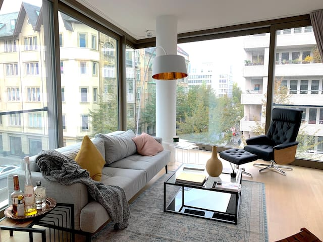 Luxury Flat in ♥ of Mitte Near Gendarmenmarkt