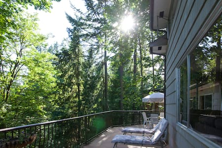 Private Bedroom in North Vancouver - North Vancouver - Casa