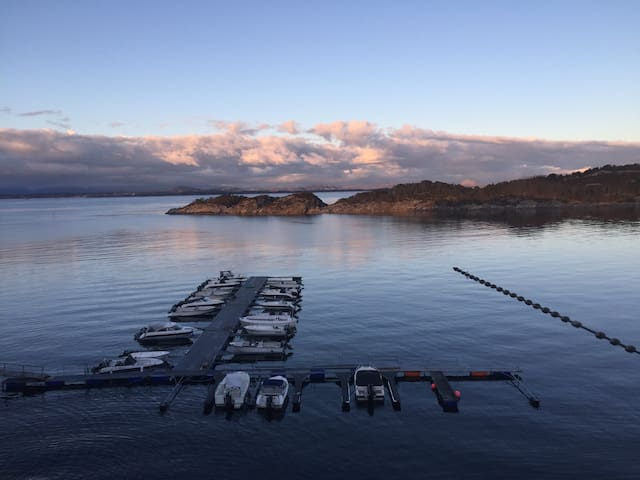 Bergen - costa del Hellesøy