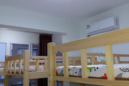 Jiucheng Avenue 2nd passage Erin youth Hostel - Luzhou