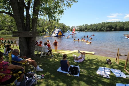 Labor Day Weekend @ Camp Towanda - Honesdale