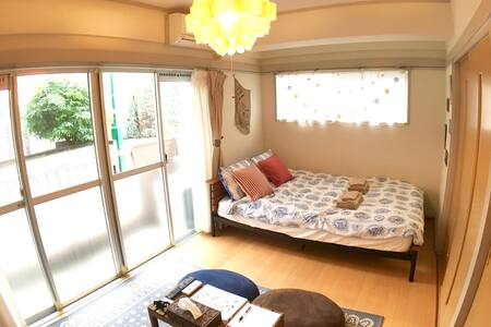 H6.Easy access to Shibuya,Shinjuku &even Yokohama! - Shinagawa-ku - Apartament