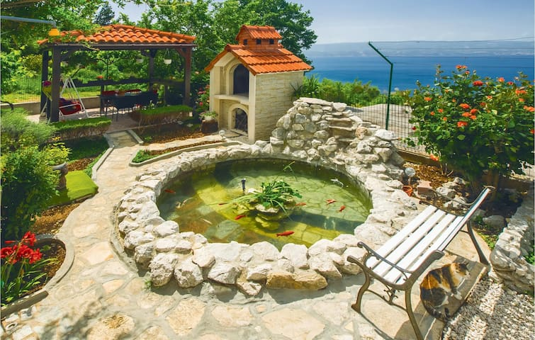Holiday apartment with 1 room on 18m² in Omis