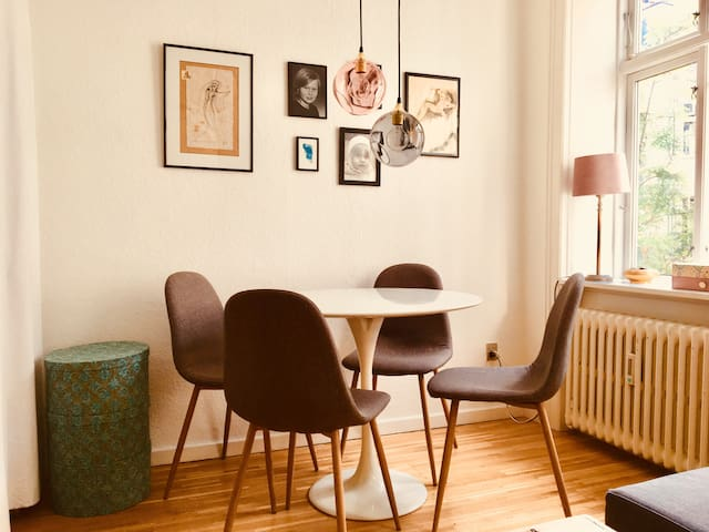 Charming small apartment in Center of Copenhagen