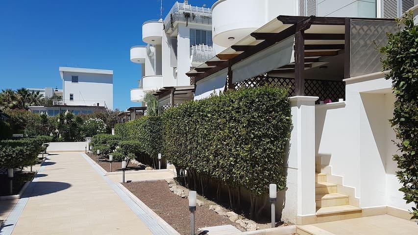 Casa  Arcieri mare