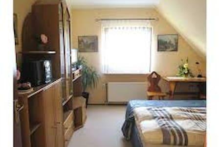 Spacious apartment at bright location